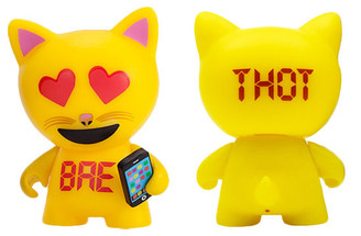 Emotitricky Cat  Kidrobot Tricky Cat