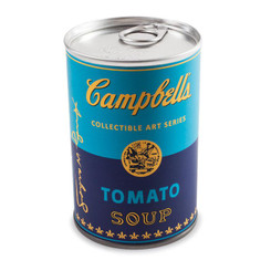 Andy Warhol Soup Can Series!
