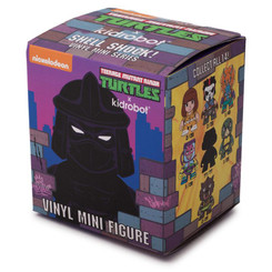 Kidrobot x TMNT Shell Shock Blind Box