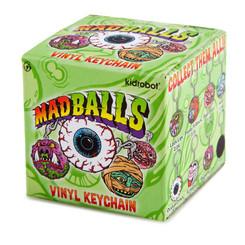 MadBalls x Kidrobot Keychain Series