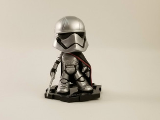 Captain Phasma Star Wars Mystery Mini