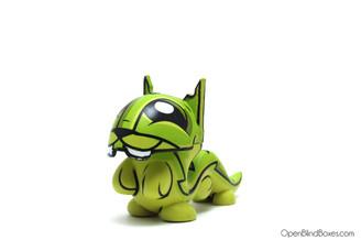 Kittypillar Finders Keepers Kidrobot Joe Ledbetter Front