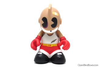 Kidboxer Kidrobot Bots Mini Series 1 Front