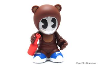 Kidbear Kidrobot Bots Series 1 Front