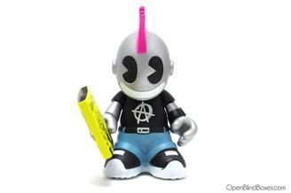 Kidpunk Kidrobot Bots Series 1 Front