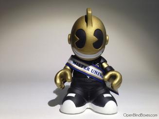 Kidrobot X Mister Universe Bots Front