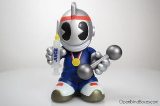 Faster Higher Stronger Bots Kidrobot Front