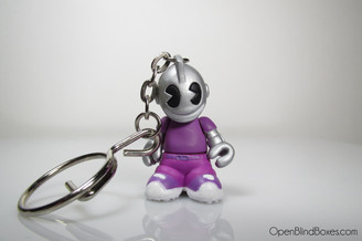 Royal Super Mini Key Chain Series 4 Kidrobot Front