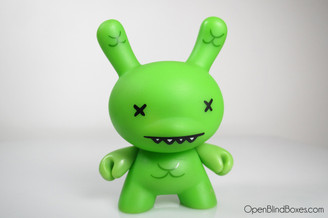 David Horvath 2-Faced Dunny Mabus Front