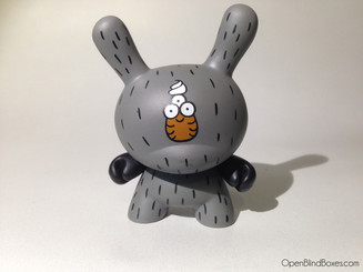 Spider Boom 2-Faced Dunny David Horvath Front
