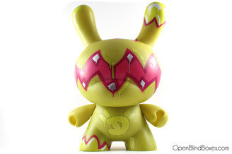 Mist 8 Inch Dunny Kidrobot Front