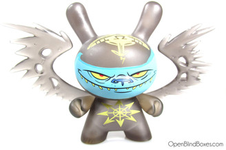 Sam Fout Apocalypse Dunny Front