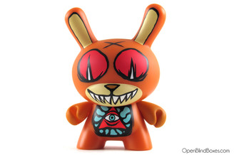 Jermaine Rogers Apocalypse Dunny Kidrobot Front