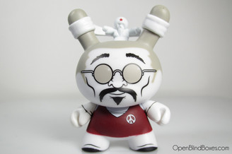 Jon Paul-Kaiser Sun Tzu Art Of War Dunny Front
