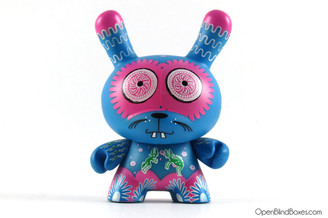 V.M.06 Peyote Azteca Dunny Kidrobot Front