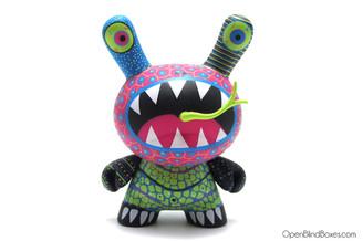Tepetonga Necuc Azteca 2 Dunny Kidrobot  Front