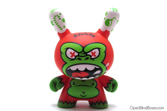 Mad Holidape Red Green Dunny Front