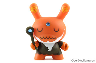 Shawnimals Soothsayer 2009 Dunny Front