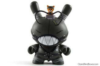 Chuckboy Rider Dunny 2011 Kidrobot Front