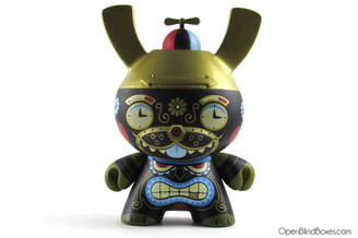 Kronk 2011 Wing Nut Dunny Kidrobot Front