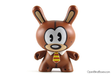 Tristan Eaton Brown Bear Dunny Series 2 Front