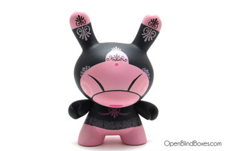 Filth Series 2 Dunny Kidrobot Front