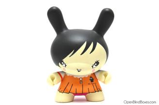 Tado Ms. Oonishi Series 2 Dunny Kidrobot Front