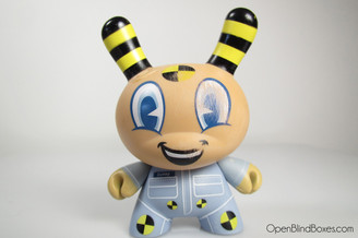 Tristan Eaton Series 3 Crash Test Dunny Front