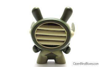 Damon Soule D23 Series 3 Dunny Kidrobot Mask