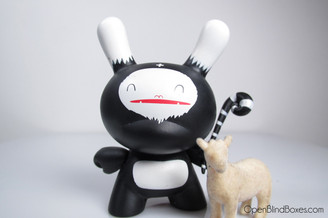 Friends With You Goat Herder Series 3 Dunny Front