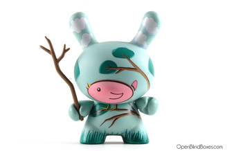 CW Dunbirdy Series 3 Dunny Kidrobot Front