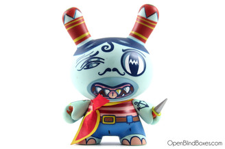 Michael Motorcycle Series 4 Dunny Front