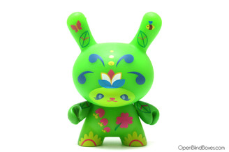 Sneaky Raccoon Dunny Series 5 Kidrobot Front