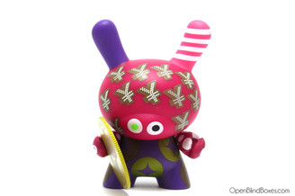 Jellymon Series 5 Dunny Kidrobot Front