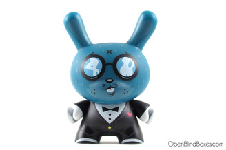 Ruck Side Show Dunny Ardabus Rubber Kidrobot Front