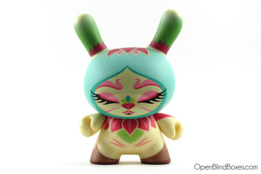 Scott Tolleson The Birth Stage 2 Evolved Dunny Front