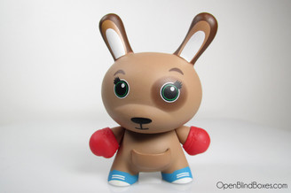 Alexandra Anderson Fatale Dunny Kidrobot Front