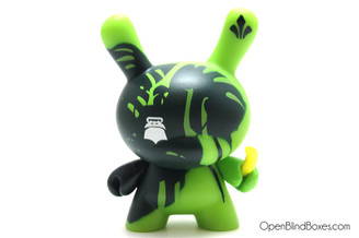 TRBdsgn I'm French Dunny Kidrobot Front
