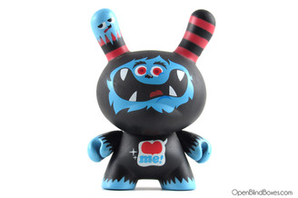 Superdeux I'm French Dunny Kidrobot Front