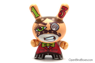 Michael Motorcycle Bully Los Angeles Dunny Front