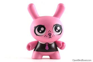 Fawn Gehweiler Pink Los Angeles Dunny Kidrobot Front