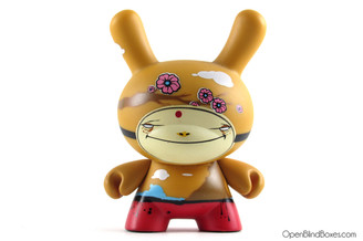Blaine Fontana Clouds Los Angeles Dunny Kidrobot Front