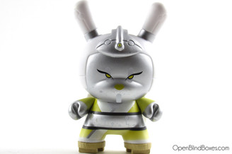 Huck Gee Pretty Entertainment Girl Model A Post Apocalypse Dunny Front
