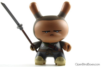 Sanjuro The Ronin Huck Gee Post Apocalypse Dunny Front
