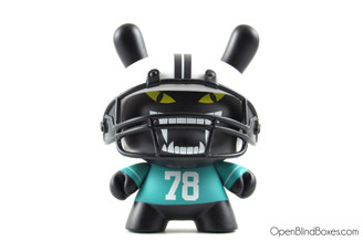 Mishka Death Adder Dunny Side Show Series Front