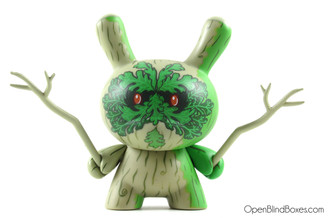 Doktor A Greenman Ye Olde English Dunny Front