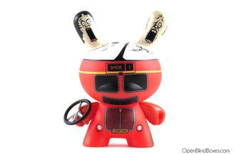 Shok-1 Torture Bus Ye Olde English Dunny Front