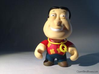 Quagmire Family Guy Kidrobot FGKR Front