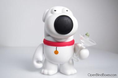 Brian Family Guy Kidrobot FGKR Front