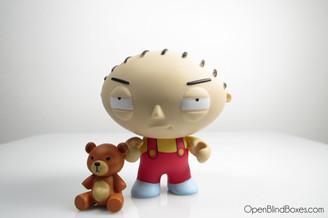 Stewie Family Guy Kidrobot FGKR Front